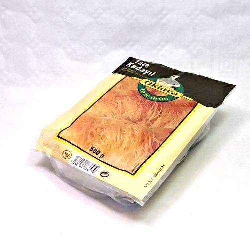 Ciasto knafeh (kadayif), baza do dań, 400 g