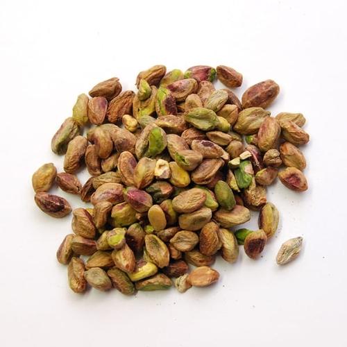 Pistacje, orzechy pistacjowe niesolone, łuskane, 500 g